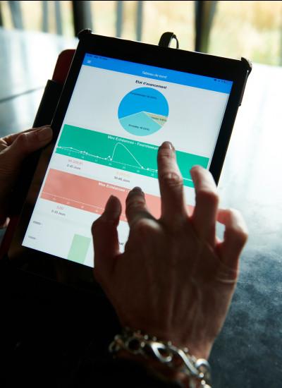 XO Conseil, cabinets d'experts comptables vous propose des outils de suivi réguliers de votre entreprise.