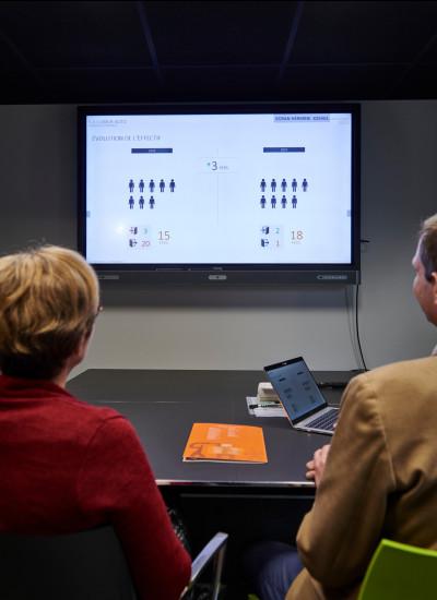 Les experts-comptables d'XO CONSEIL assurent les missions de traitement et de gestion de la paie.